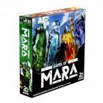 Gates of Mara disponible en anglais / 2–4 joueurs, 14 ans et +, 90–180 Min (placement d'ouvriers, majorité)