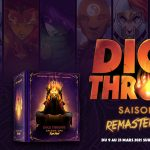 Dice Throne Saison 1 remasterisée en VF le 9 mars à 17h sur Game On Tabletop par Lucky Duck Games