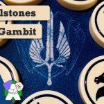 Tellstones, King's Gambit, bluff et déstabilisation pour 2 joueurs