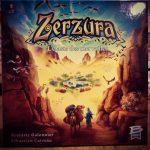 [Test] Zerzura, oasis des mille et une nuits