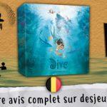 """Chronique de Dive (Sit Down) chez """"Des jeux une fois"""""""