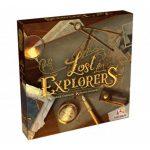 Lost explorers: disponible en VF en précommande (sortie le 23 Avril) / à partir de 10 ans,  30mn à 1h, 2 à 4 joueurs