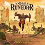 BGG News : actus Reiner Knizia (The Siege of Runedar, deck building coop, Octobre 2021 // Family Inc. Février 2021 //  Witchstone Juin 2021 / le tout en anglais, pas encore de VF annoncée