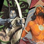 Unmatched : Sinbad, Méduse, Arthur, Alice, Robin et Bigfoot dans l'arène !