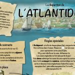 Robinson Crusoe : La disparition de l'Atlantide, scénario traduit en français