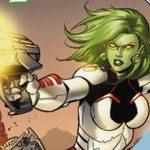 Marvel Champions JCC : Gamora et Star Lord
