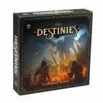 Destinies : disponible en VF en précommande (expédition Juin 2021) – 1 à 3 joueurs, 14 ans et +, plus ou moins 2h / legacy