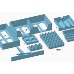 Destinies : son insert à imprimer en 3D