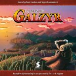 Lands of Galzyr (dans l'univers de la vallée des marchands) : un jeu coop avec monde ouvert et persistant sur votre table (1-4 joueurs, 14 ans et +, 60-120 Min) pour 2021