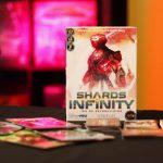 Shards of Infinity et Les Reliques du futur : le deckbuilding épuré à son meilleur