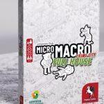 MicroMacro: Crime City – Full House avec 16 nouvelles enquêtes à résoudre / plus complexes et plus criminelles avec logo pour jouer (ou non) avec les enfants
