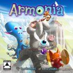 Armonia le prochain Uwe Rosenberg se dévoile avec sa couverture (dans l'univers de Sagani) (jeu de dés / 1-4 joueurs , 8 ans et +, 30 à  60 min)