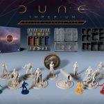 Dune Imperium : l'upgrade pack en visuel