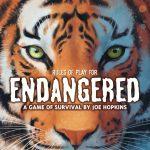Matagot annonce Extinction (Endangered) en VF pour la fin de l'année / jeu coopératif de draft de dés signé Joe Hopkins, aux illustrations de Beth Sobel (Wingspan) et de Ben Flores