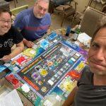 Luke Laurie : une partie en cours de son prochain jeu ? (on le connait pour Cryo, Manhattan Project, Dwellings of Eldervale…)