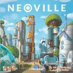 Phil Walker-Harding revient avec un jeu traitant d'urbanisme écologique chez Blue Orange : Neoville, jeu familial de pose de tuiles, est annoncé pour la rentrée.