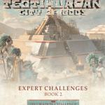 Teotihuacan expert challenges à disposition par Board&Dice