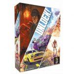 Unlock! Legendary Adventures sort demain et la boite contient un flyer qui vous mènera vers le site Unbox Now pour avoir un accès Premium à Board Game Arena et au print & play de À la poursuite du masque de fer (maintenant épuisé)