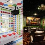Un manoir avec 15 cchambres jeux de société sur Airbnb