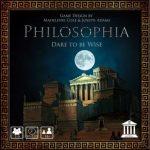 Philosophia en anglais est disponible (1-6 joueurs, 14 ans et +, jusqu'à 2h de partie) / Draft, Cartes, Enchères