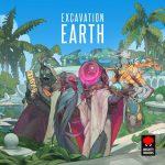 Excavation Earth : extension annoncée et créée par Dávid Turczi ; elle contient 2 nouvelles races d'aliens, des artéfacts mystérieux, des cartes techno et un nouveau plateau Musée