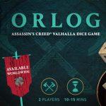 Orlog, le jeu de dés, sur KS en ce moment, est proposé en français et en anglais (licence Assassin's Creed Valhalla)
