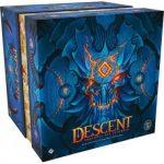 Descent : Légendes des ténèbres disponible en VF (1-4 joueurs, 14 ans et +, 3h)  (Rôles, Coopératif, Modulable, Scénario, Exploration)