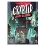 Cryptid Urban Legends:un nouveau jeu asymétrique de déduction pour 2 joueurs (par les mêmes auteurs que Cryptid) / Q3 2022
