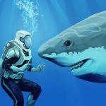 Where Humans don't belong & Deepwater (jeux solo) sont 2 jeux bientôt proposés par Giant Spider Games [ via KS ] ; le graphiste est dessus