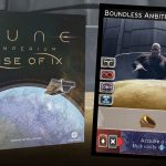 Dune: Imperium – Rise of IX a sa carte promotionnelle (qui viendra avec l'achat de l'extension)