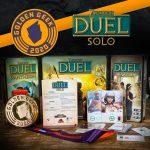 7 wonders duel solo remporte un Golden Geek Award