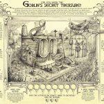 Un jeu d'une seule page : des énigmes à résoudre (en anglais) / can you grab goblin's secret treasure?