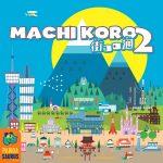 Machi Koro 2 arrive début Octobre (précommandes ouvertes chez Pandasaurus Games)