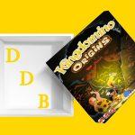 Kingdomino Origins Le Dedans de la Boîte