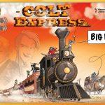 Ludonaute annonce la big box de Colt Express (jeu de base + extensions + Silk, le nouveau bandit), Silk sera disponible à part pour ceux qui ont déjà le jeu