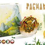Pachamama: la campagne de financement sur Gamefound débute le 19 octobre (Sit Down est le porteur du projet, son auteur est Olivier Grégoire)