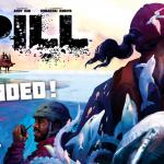 The Spill : un jeu écologique sur KS jusqu'au 24 Sept (type tower defense, coopératif) 1-4 joueurs, 14 ans et +, 1h de partie. Disponible en 2022.