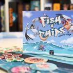 Fish 'N' Chips, lancez votre gang de goélands !