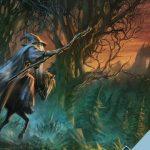 Une édition révisée pour le jeu de cartes Le Seigneur des anneaux.