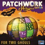 Patchwork : Edition Halloween en anglais est disponible