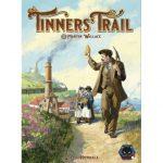 Tinners' Trail : disponible en anglais (à partir de 14 ans, 1 à 2h,  1 à 5 joueurs) / gestion par Martin Wallace