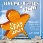 Festival des Jeux de Vichy 2021, 1ère Partie