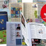 Spielbox (le magazine) va lancer une campagne KS le 15 Octobre 2021 et d'ailleurs le magazine spécial Essen sera disponible sous peu en téléchargement (et gratuitement)
