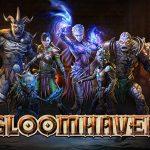 Gloomhaven en Anglais uniquement sort sur steam en Octobre