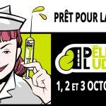 Delirium Ludique : près de Québec du 1er au 3 octobre et retrouvez d'ailleurs L'école du jeu là bas (places limitées comme ils disent)