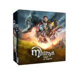 La boite de jeu présente son prochain KS (mars 2022) : Malhya, Lands of Legends / un jeu d'aventure coopératif disponible en démo sur leur stand à Essen
