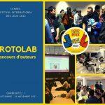 FIJ 2022 / Protolab appelle aux candidatures