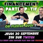 """Un monde de jeux : ce soir à 21h en live sur Twitch pour une émission """"on pledge ou pas?"""""""