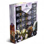 Anachrony Exosuit Pack (figurines) aussi disponible en précommande VF (expédition fin octobre)