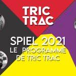 Tric Trac à Essen : 1 article par jour, une vidéo des lieux, un live le soir et le Vlog